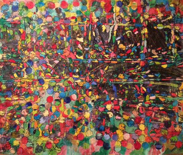 20151220 100x120 cm encre aquarelle