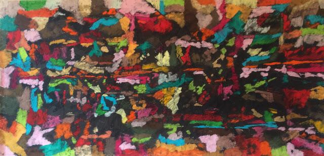 20160410 100x195 cm encre et pastels secs