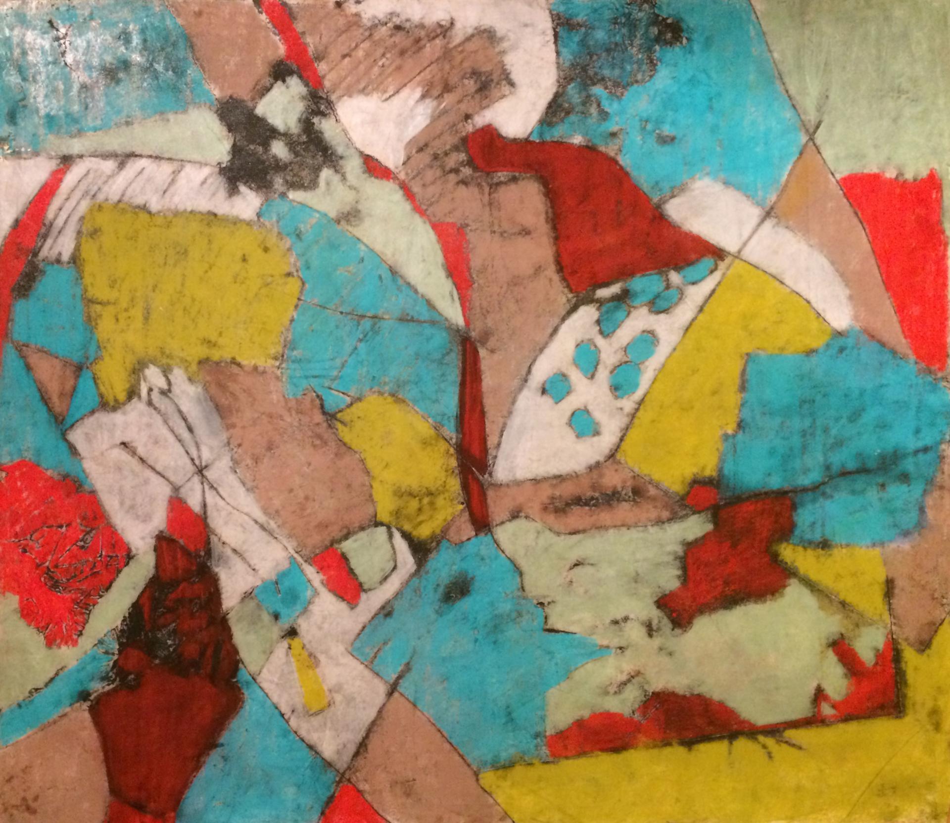 20170113 100x115 cm encre et pastels secs