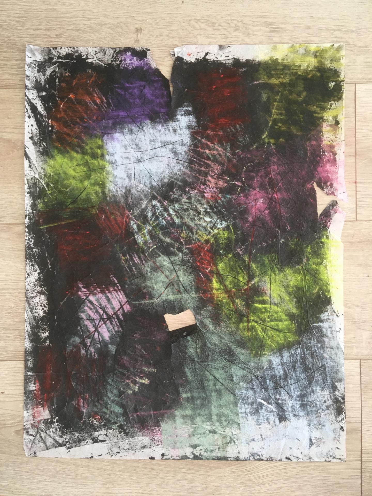 201809 50x65 cm papier de soie